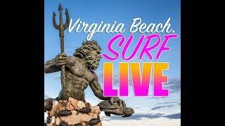 LIVE Surf Camera at Virginia Beach - Hurricane Florence