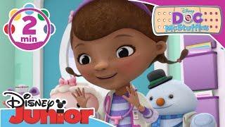Doc McStuffins | Get-Well Gus Song | Disney Junior UK