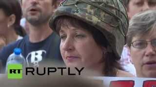 Ситуация в Изварино, Луганской области