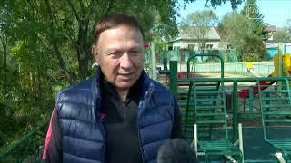 Александр Ролик принял участие в традиционной утренней