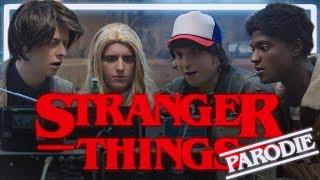 STRANGER THINGS PARODIE - NORMAN