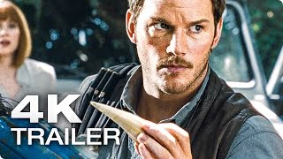 JURASSIC WORLD Trailer German De HD