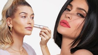 Hailey Baldwin Wants To DETHRONE Kylie Jenner And Become The New Cosmetics Queen