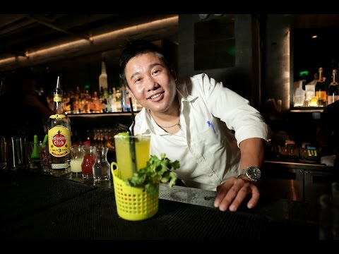 Best Bartender cocktail at Fly by Rajiv Rai