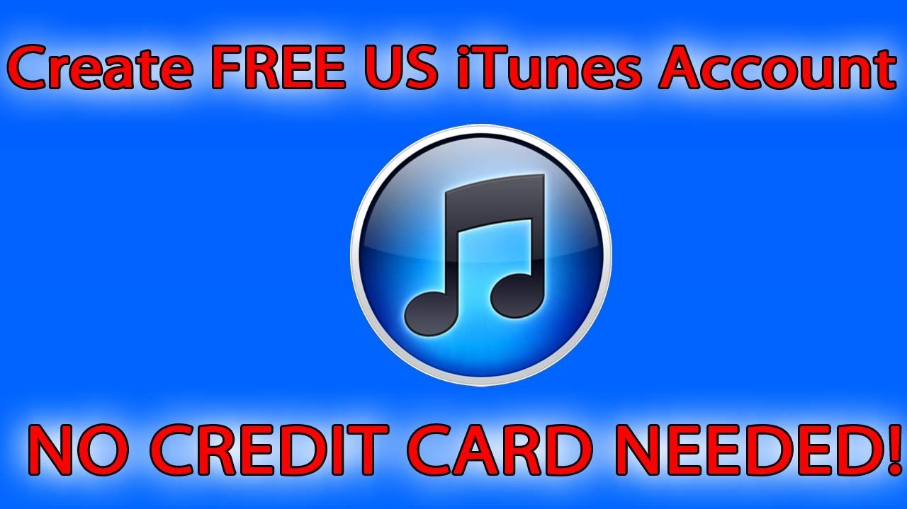 SET UP US ITUNES ACCOUNT WITHOUT CREDIT CARD