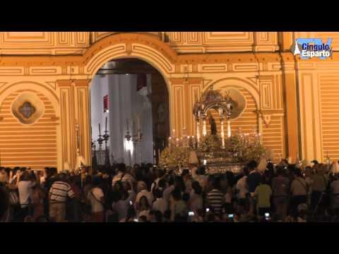 Procesión de la Virgen de la Cinta 2015