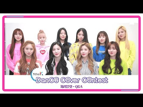 Winners of 체리블렛(Cherry Bullet) 'Q&A' Choreography Cover Contest