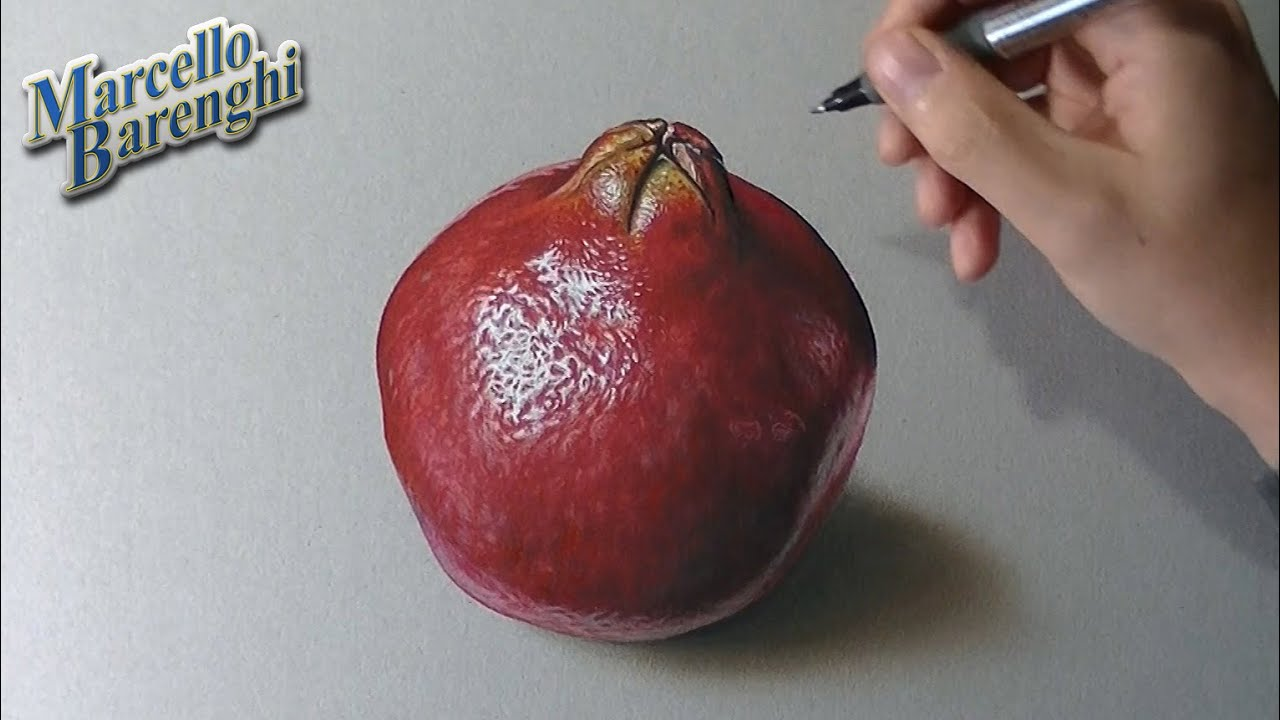 Comment dessiner une grenade ?