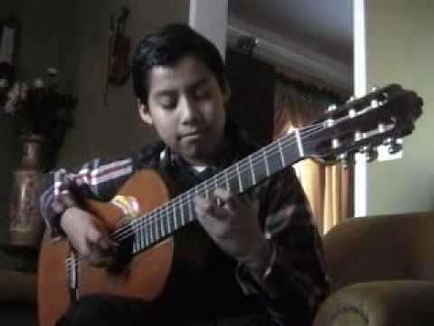 Clases de guitarra -  vals peruano Otro trago