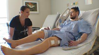 Man Gets Limb-Lengthening Surgery to Be Taller