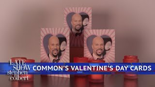 Common's Valentine's Day Cards