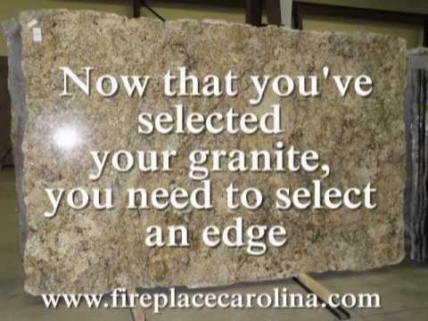 Granite Edges Bullnose Half Bullnose Bevel Ogee And