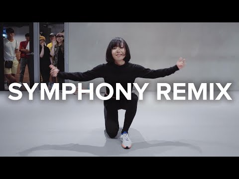 Symphony - Clean Bandit (R3HAB Remix) / May J Lee Choreography