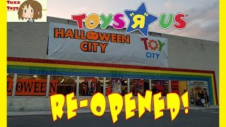 """ToysRus REOPENED as """"Toy City"""" + Enter to win my next giveaway!"""