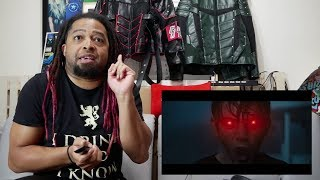 BRIGHTBURN - Official Trailer #2 REACTION (Why does this look more interesting than Man of Steel?!)