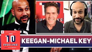 Keegan-Michael Key Dissects 'Key & Peele' Sketches and the History of Comedy   10 Questions