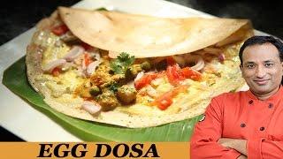 Egg Dosa..