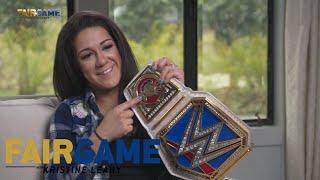 John Cena, Rey Mysterio, Randy Orton Influenced WWE Superstar Bayley As a Kid | FAIR GAME
