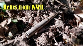 Metal Detecting WW2 - Battle of Aachen Germany / Netherlands Checking some new Spots