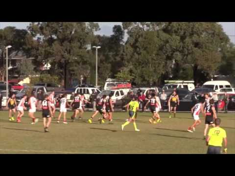 Round 4 Highlights: Werribee vs Casey Demons