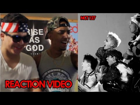 NCT 127 - FIRE TRUCK [ REACTION VIDEO ] #somuchfuego