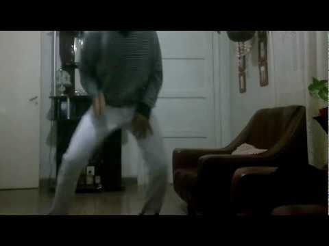 ◘Miguelito Reyna Bailando Los Rompediscotekas:D♥