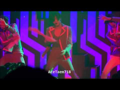 141001 SHINee - Evil (Taemin focus)