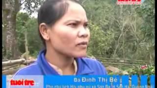 NGƯỜI TÍ HON Ở QUẢNG NGÃI 5 TUỔI CAO 50 CM NANG 3KG