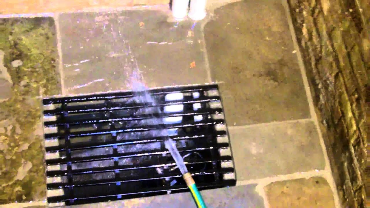 Egress Basement Walk Out With Drainage Problems Youtube