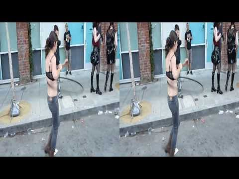 Hula Hooper @ Folsom Street Faire (YT3D:Enable=True)