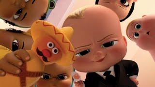 The Boss Baby & Tim 😂😂😂