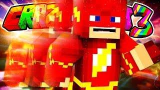 Oops Club Minecraft Crazy Craft 3.0 - Tập 15: THE FLASH NGƯỜI ĐÀN ÔNG NHANH NHẤT