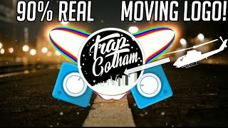 Trap Nation Moving (GIF) LOGO + Template on Avee player 90% Real!