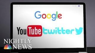 Social Media Platforms Scramble To Take Down New Zealand Shooting Video | NBC Nightly News