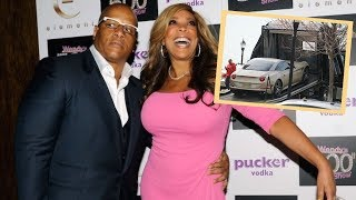 Wendy Williams FIRES Her Husband & TAKES HIS FERRARI