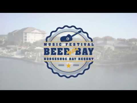 Beer by the Bay Music Festival Returns to Horseshoe Bay Resort Featuring Tracy Byrd and Pat Green