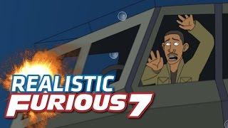 If Furious 7's Stunts Were Realistic