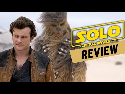 'Solo: A Star Wars Story' Review: An Unexpectedly Bold Adventure *SPOILER FREE*