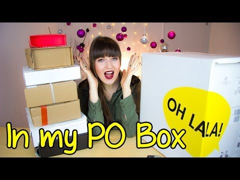 HUGE UNBOXING!! What's In My Mailbox? #Holidaze - Smashpipe Style