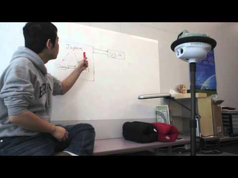 テレプレゼンスロボット QB
