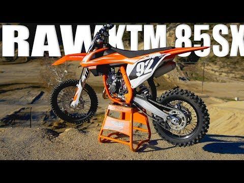 2 Stroke Raw 2018 KTM 85SX - Motocross Action Magazine