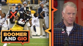 Steelers are WILLING to trade Antonio Brown | Boomer and Gio