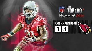 #18: Patrick Peterson (CB, Cardinals) | Top 100 NFL Players of 2016