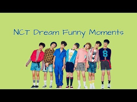 NCT DREAM Funny Moments