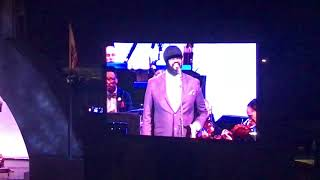 The Wonderful Gregory Porter at the Bowl tonight August 2018