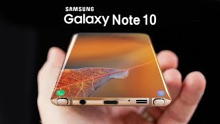 Samsung Galaxy Note 10 | Officially Revealed!!