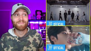 "Stray Kids ""Back Door"" Dance Practice Video &  ""미친 놈 (Ex)"" Video MV REACTION!!"