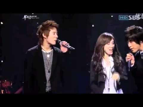 [FMV] Junsu and Zhang Li Yin- Iris
