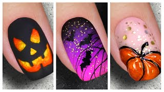 Nail Art Designs 2020 🎃 Halloween Makeup Nails