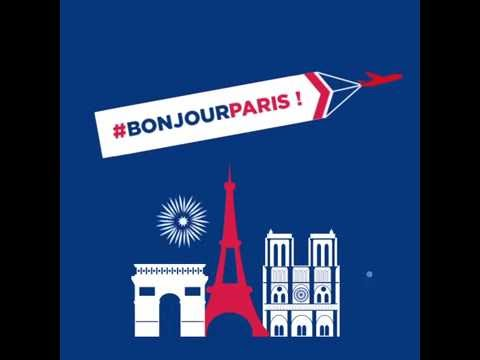 Say Bonjour to Paris with XL Airways !